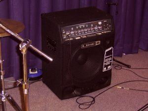 Line 6 Bass Ampifier