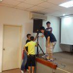 Practical Setup of Speakers