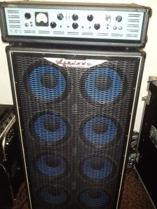 "4 x 8"" Bass Cabinet"