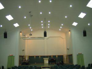 Left Centre Right Speaker