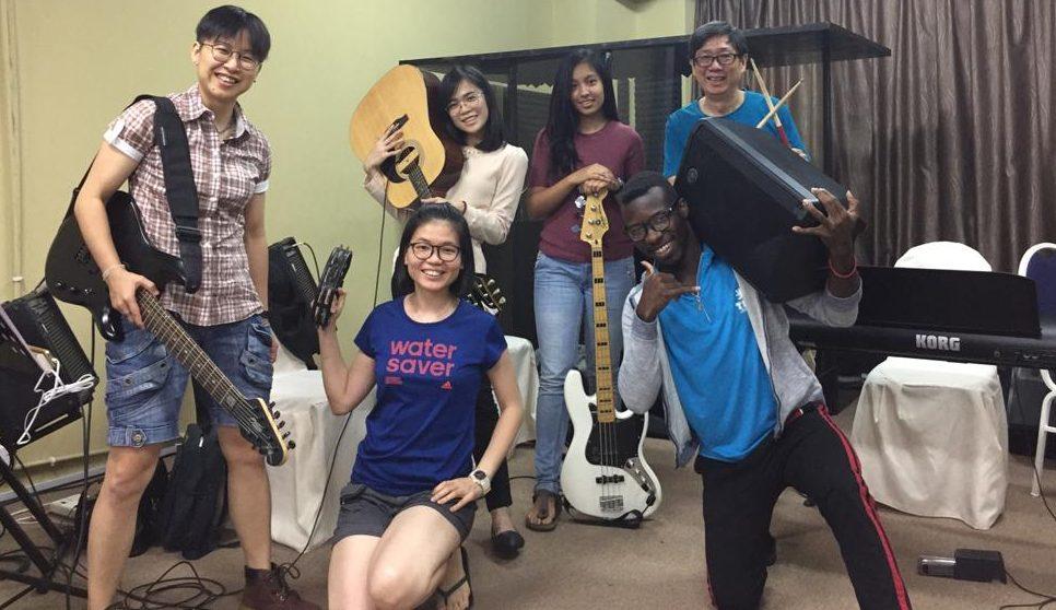 Hope Serdang Band Training July – October 2018