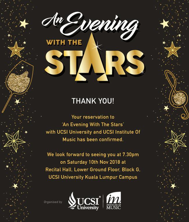 UCSI Gala Concert 2018